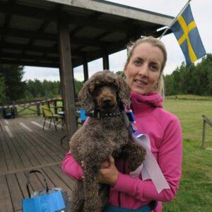 Kamilla Åvall och Greta